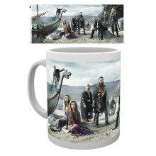 Vikings Beach Mug