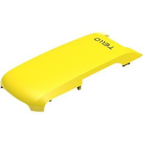 DJI CP.PT.00000225.01 Tello Snap on Top Drone Cover, Yellow