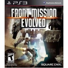 Front Mission Evolved PS3 PlayStation 3 Game