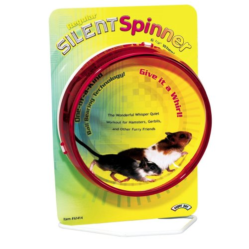 Superpet Silent Spinner Regular 16.5cm (6.5'')