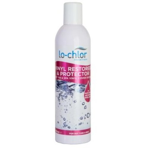 Lo-Chlor Spa & Hot Tub Cover Vinyl Restorer & Protector