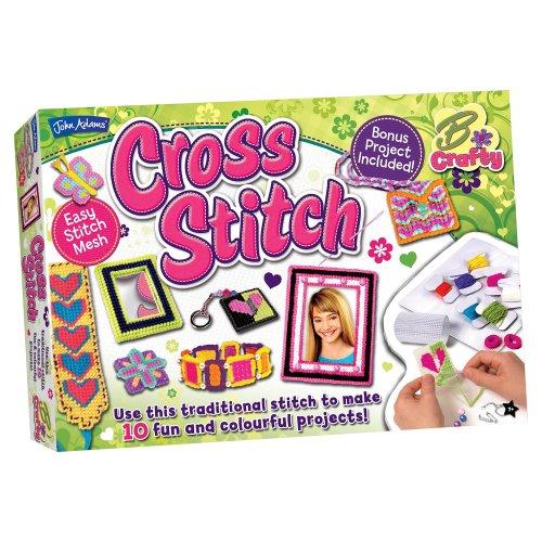 John Adams Cross Stitch Craft