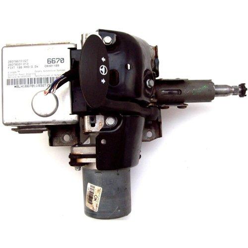 Fiat Punto EPS Electric Power Steering Adjustable Column + ECU 26076670027 6670
