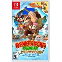 Nintendo Donkey Kong Country: Tropical Freeze, Swith Basic...