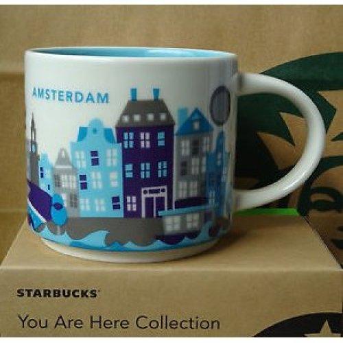 Starbucks You Are Here Mug Collection - Amsterdam
