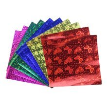 15X15 cm Arts Crafts Projects Single Sided Origami Papers - 50 Pieces
