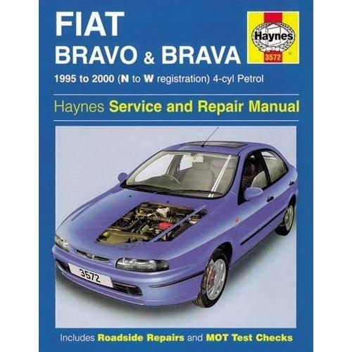Fiat Bravo & Brava Petrol (95 - 00) Haynes Repair Manual (Haynes Service and Repair Manuals)