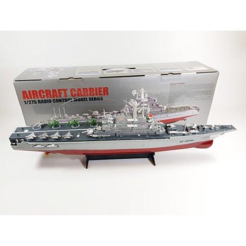 RC War Army Navy Battle Boat Aircraft Carrier Model R/C Battleship