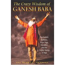 Crazy Wisdom of Ganesh Baba: Psychedelic Sadhana, Kriya Yoga, Kundalini, and the Cosmic Energy in Man