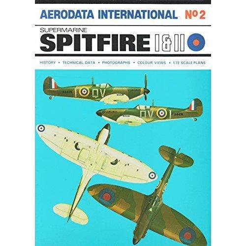 AERODATA INTERNATIONAL No 2 SUPERMARINE SPITFIRE 1 &11