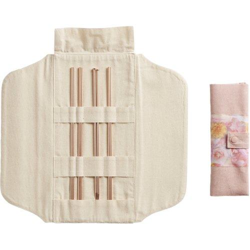Bergere De France Crochet Hook Set-Pink, Sizes C, D, E, G & H