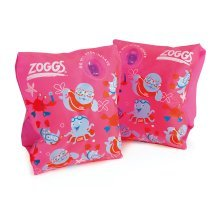 Zoggs Girl's Miss Zoggy Swim Float Bands - Pink, 1-6 Years - Pink 16 Girls -  zoggy zoggs bands miss pink swim 16 years float girls