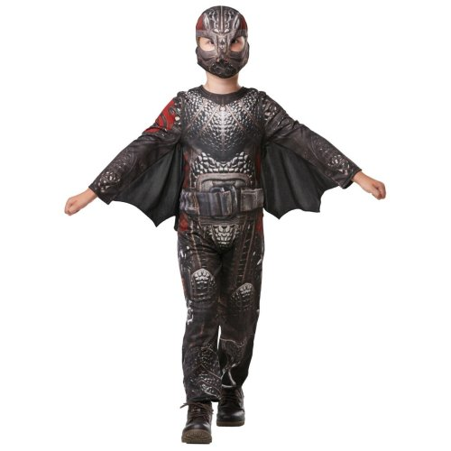 Kids Official Deluxe Battlesuit Hiccup Costume