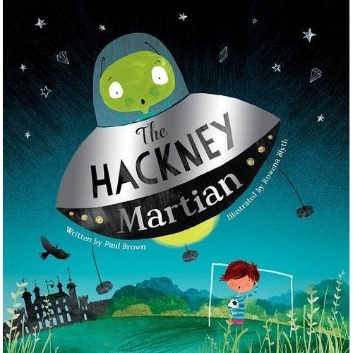 The Hackney Martian