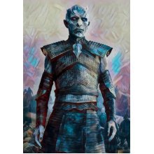 "Aluminium metal wall art ""Game of Thrones"" got01"