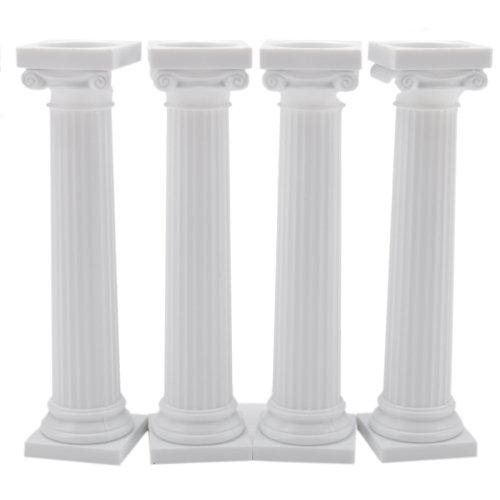"""Grecian Pillars 4/Pkg-5"""""""