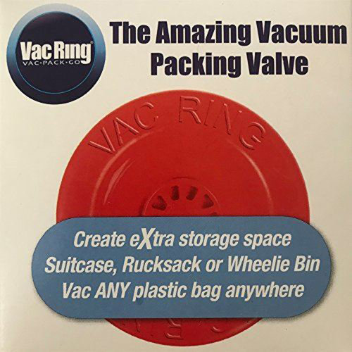 Vac Ring | Amazing Vacuum Packing Valve