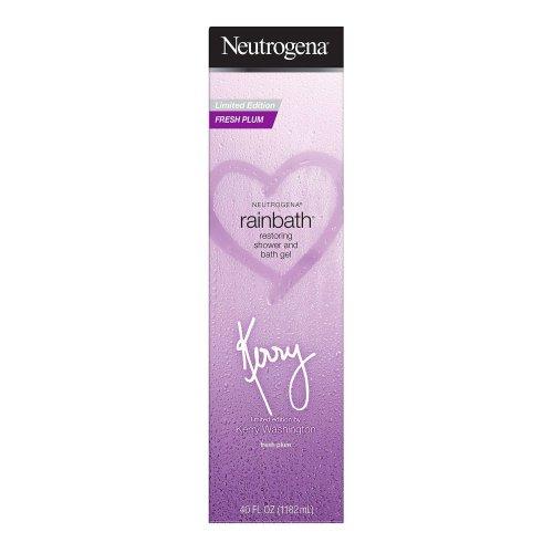 Neutrogena Rainbath Shower Gel, Fresh Plum 40 oz / 1182 ml