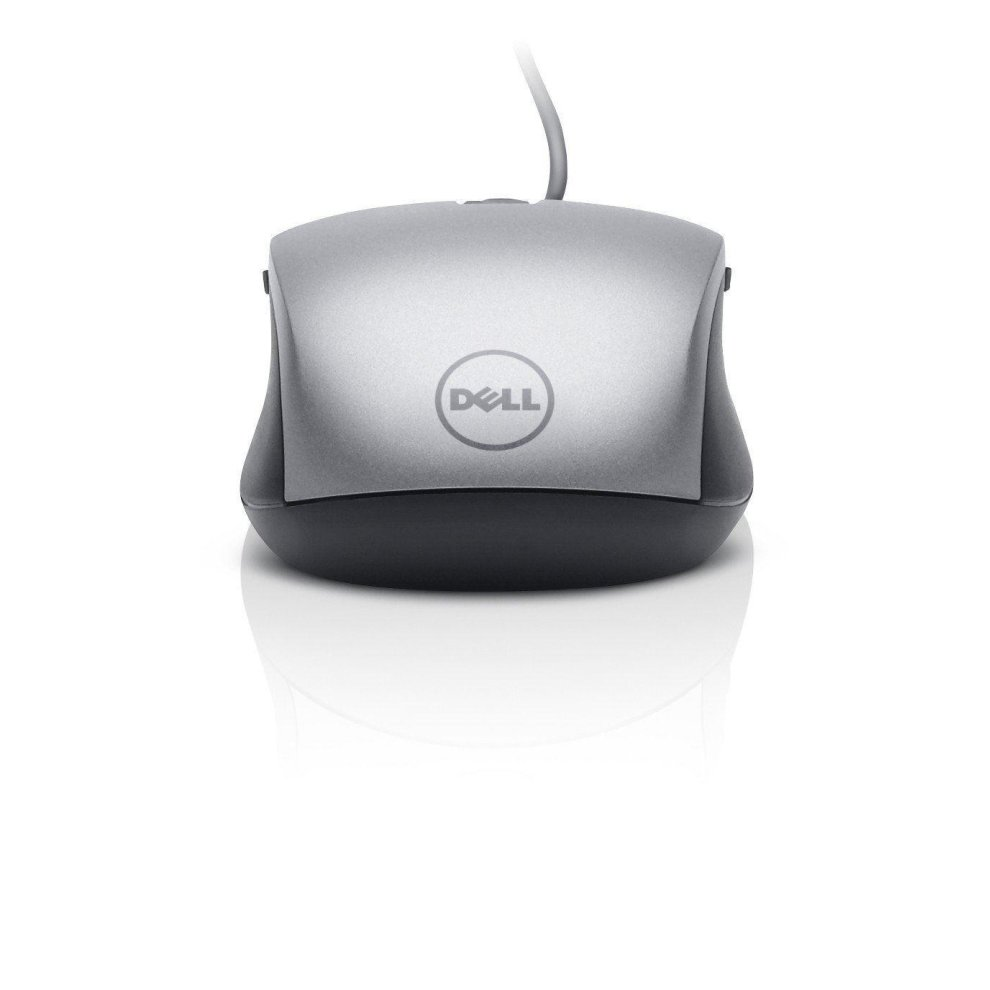 ea92ed9f83b ... DELL USB Wired 6 button Scroll Laser Mouse - Silver/Black (570-11349 ...