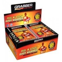 Grabber Performance Peel N Stick Body Warmer (1 warmer)