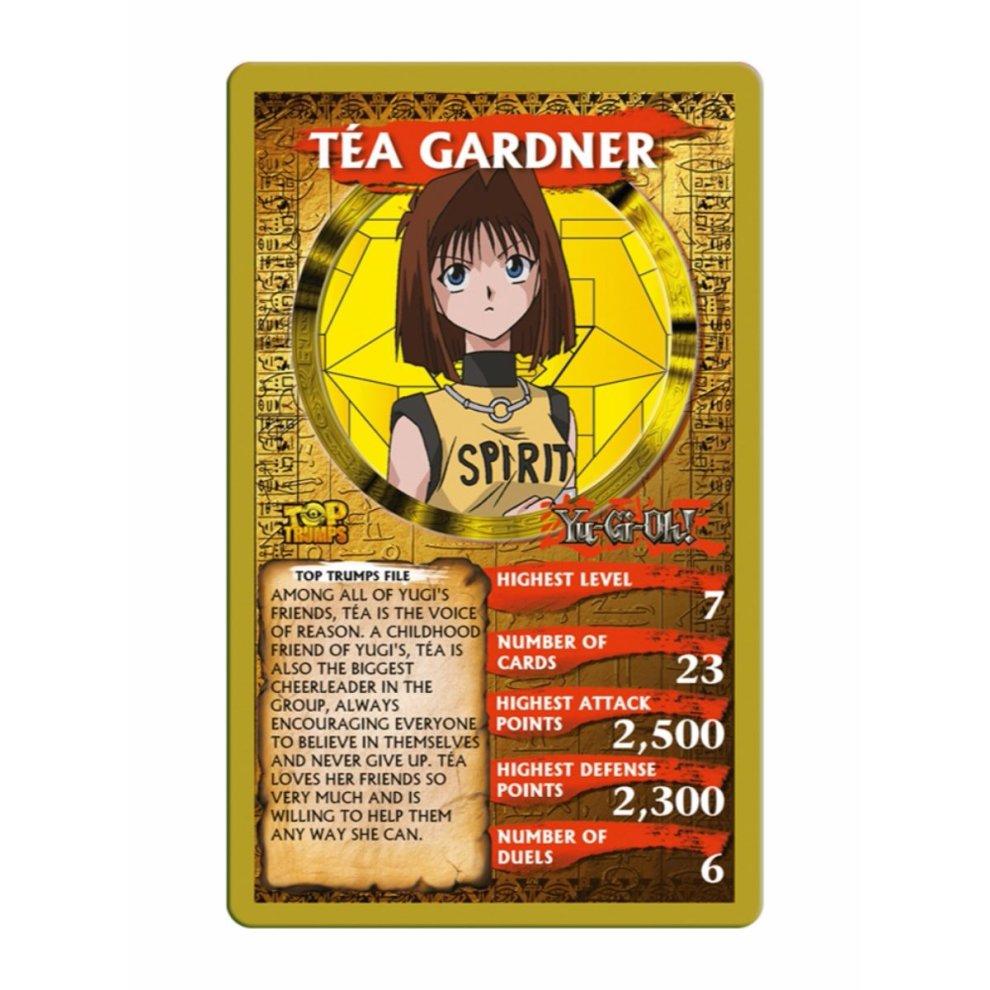 Top Trumps Yu Gi Oh Card Game New Sealed