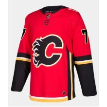 Calgary Flames Premier Adidas NHL Home Jerseys