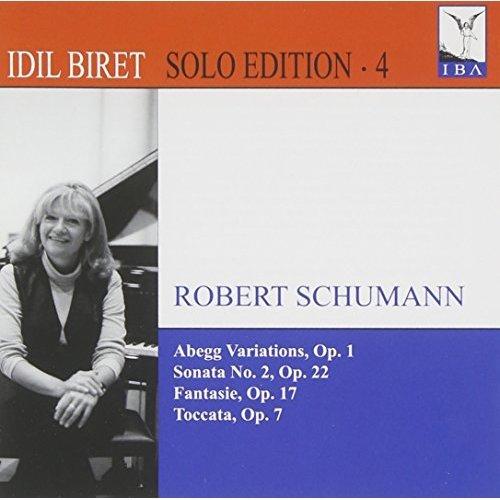 IDIL BIRET - SCHUMANN:SONATA NO. 2 [CD]