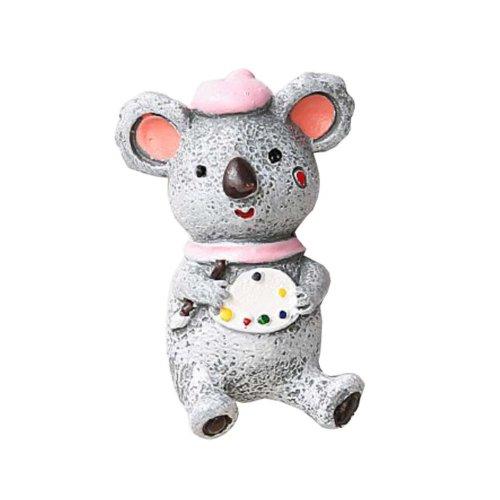 1 PCS Resin Fridge Magnet Kitchen Refrigerator Magnet Australia Series Cute Koala - 01