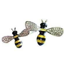 New Clothing Accessories Special Bee Shape Women Brooch