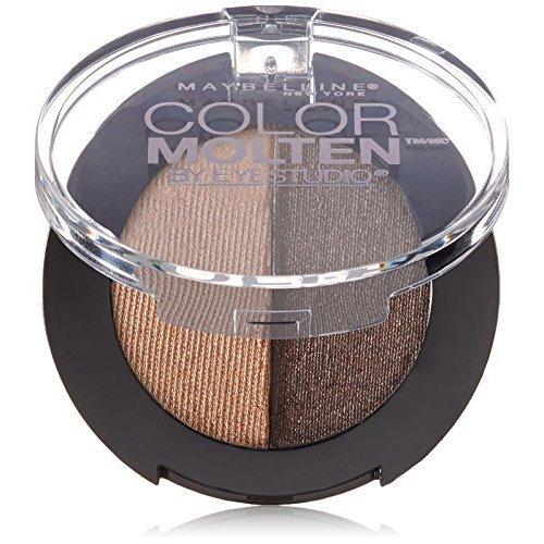 Maybelline New York Eye Studio Color Molten Cream Eye shadow, Endless Mocha, 0.070 Ounce