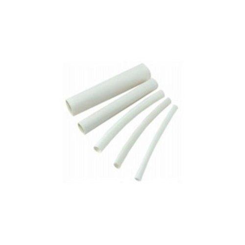 Gb-Gardner Bender HST-187W 0.18-0.09 x 3 in. Polyolefin Heat Shrink Tubing, White