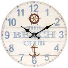 Beach Club Clock