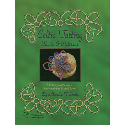 Handy Hands-Celtic Tatting Knots & Patterns