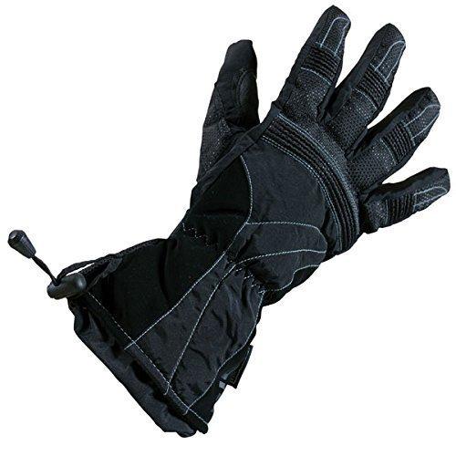 Richa Probe Waterproof Motorbike Motorcycle Gloves Black