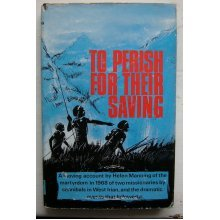To Perish for Their Saving