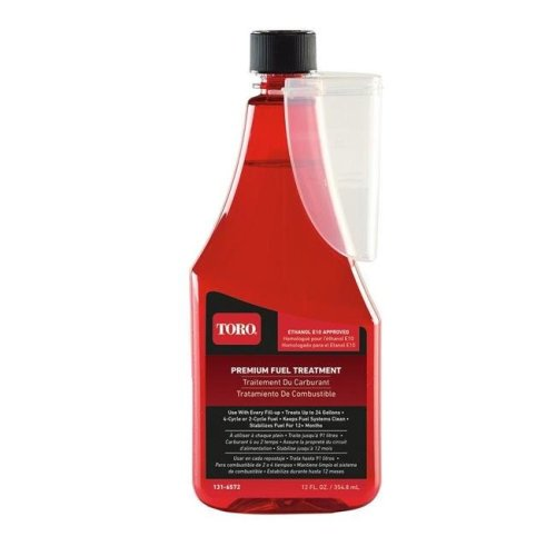 Toro 131-6572 12 oz Toro Fuel Treatment