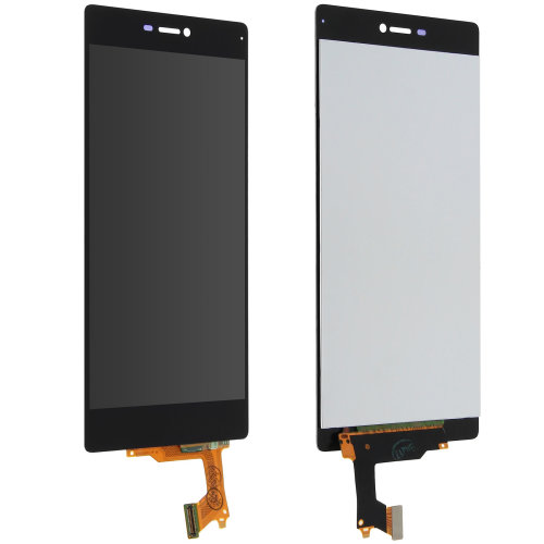LCD replacement part with touchscreen for Huawei P8 – Black