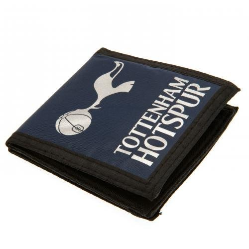 Tottenham Money Wallet - Canvas Hotspur Fc Official Football -  wallet canvas tottenham hotspur fc official football