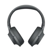 Sony WH-H900 h.ear Series Wireless Over-Ear Noise Cancelling High Resolution Headphones with Gesture control, 24 Hours Battery Life - Black