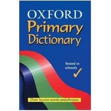 Oxford Primary Dictionary - Export