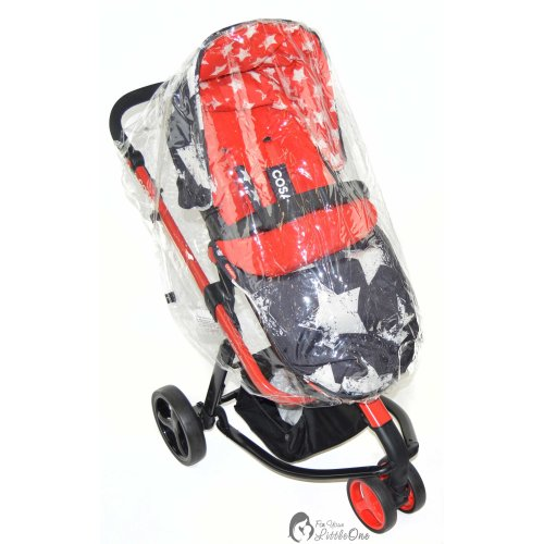 Raincover Compatible With Babyelegance Beeptwist Pushchair