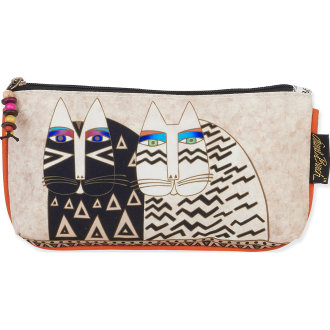 Cosmetic Bags 3/Pkg-Wild Cats