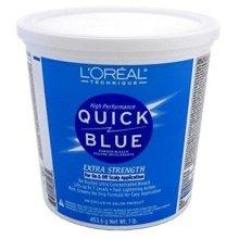 LOreal Quick Blue Powder Bleach, 16 Ounce