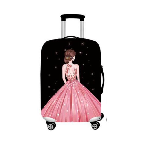 Fashion Travel Luggage Protector Suitcase Suits for 22-24 Inch Luggage #6