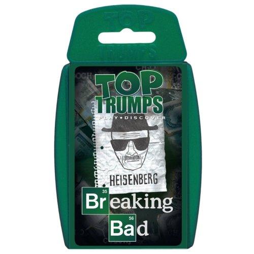 Breaking Bad Top Trumps Specials