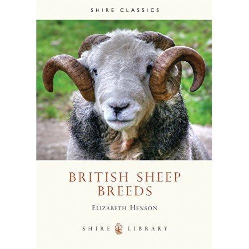 British Sheep Breeds (Shire Library)
