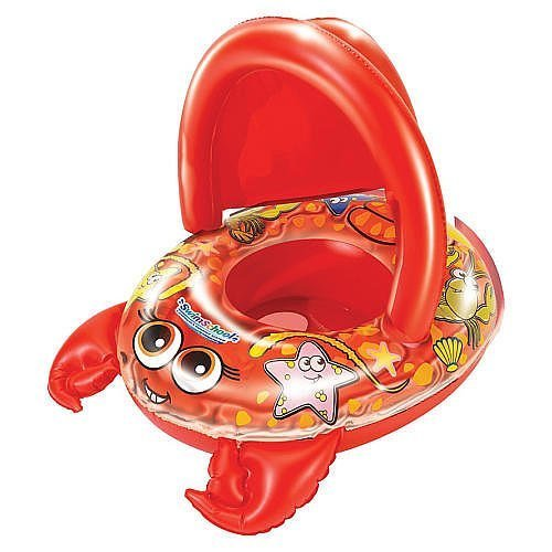 Lobster Inflatable Baby Boat