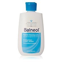 Balneol Hygienic Cleansing Lotion 3fl oz.