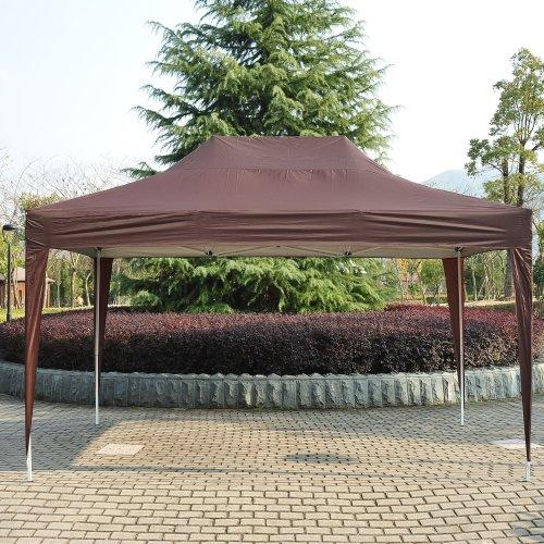 Outsunny 3m X 4.5m Pop Up Gazebo Party Tent Water