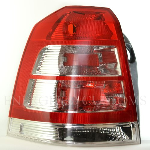 Vauxhall Zafira Mk2 2008-2014 Rear Tail Light Lamp Passenger Side N/s